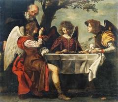 Abraham and Three Angels