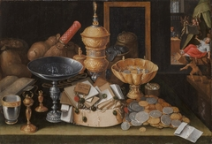 Allegory of Worldly Riches