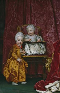 Archduke Ferdinand and Archduchess Maria Anna of Austria