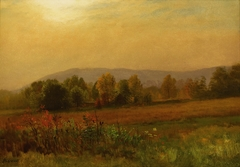Autumn Landscape, New England