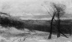 Behind Dunes, Lake Ontario