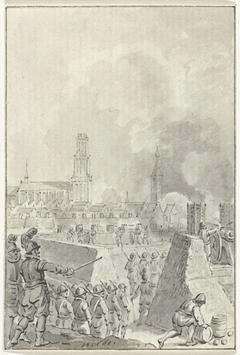 Beleg van Zaltbommel, 1599