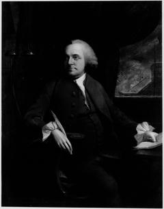 Benjamin Franklin (1706-1790), after Mason Chamberlin (1727-1787)