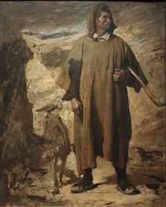Berger des montagnes de la Castille