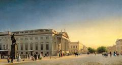 Berlin: Opernhaus und Unter den Linden