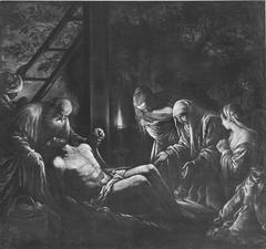 Beweinung Christi (Werkstatt)