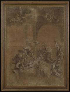 Bewening van de dode Christus