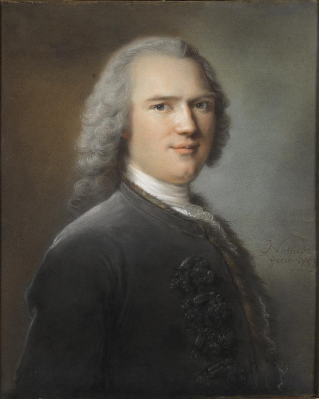 Bildnis eines unbekannten Herrn