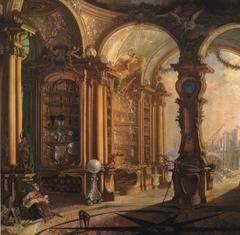 Bonnier de La Mosson's Cabinet of Physics