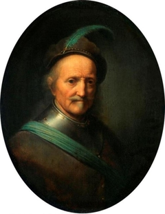 Bust of Rembrandt's father