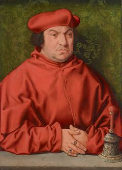 Cardinal Bernhardus Clesius