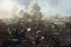 Charge de cavalerie