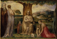 Christ Blessing the Little Children