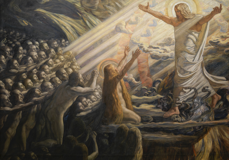 Christ in the Realm of the Dead