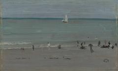 Coast Scene, Bathers