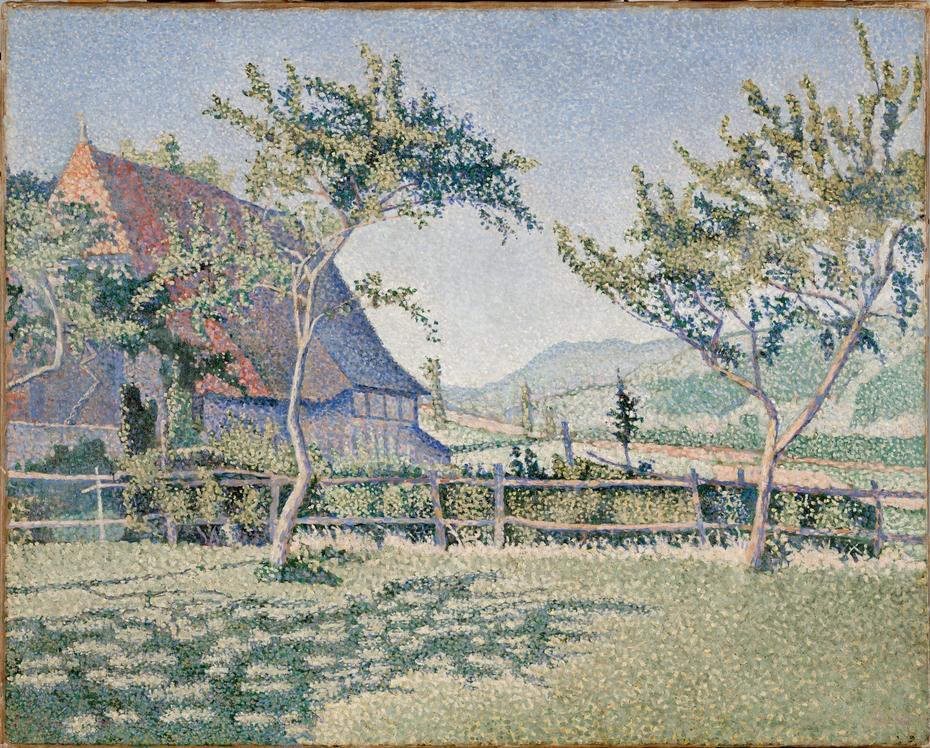 Comblat-le-Château, the Meadow (Le Pré), Opus 161