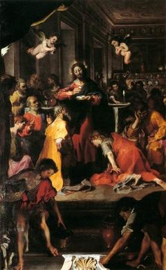 Communion of the Apostles (Barocci)