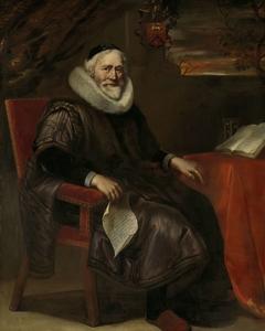 Cornelis Nuyts (1574-1661). Amsterdam merchant