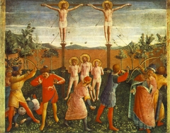 Crucifixion of Saints Cosmas and Damian