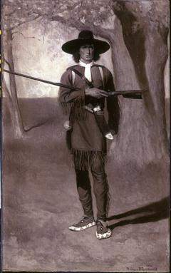 Daniel Boone, Pioneer Scout