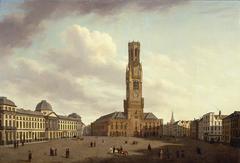 De Markt in Brugge