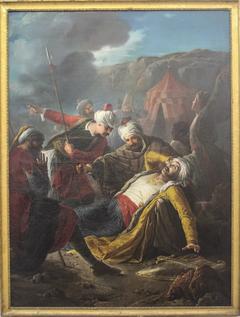 Death of Dragut