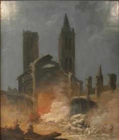 Demolition of Saint-Jean-en-Grève