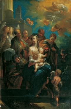 Die Sippe Christi
