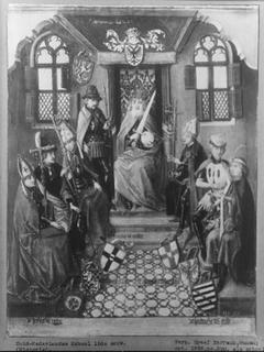 Emperor and electors