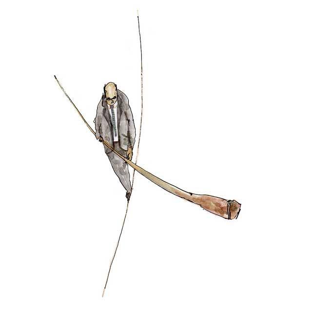 Funambulista - Tightrope walker