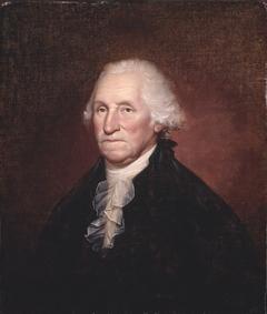 George Washington (The Gadsden-Morris-Clarke Portrait)