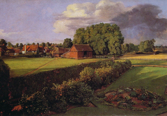Golding Constable's Flower Garden