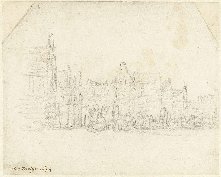 Grote Markt te Haarlem