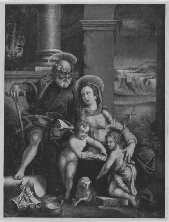 Heilige Familie (?)