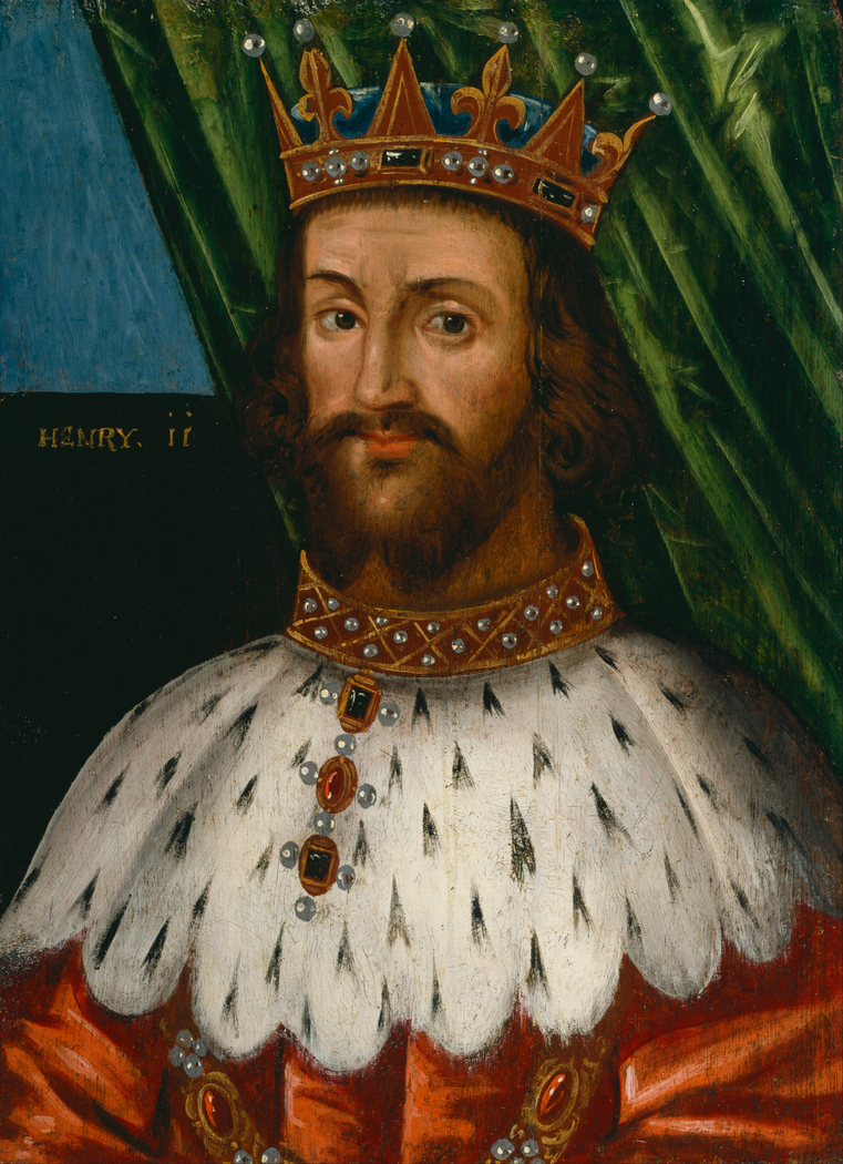 henry ii of england and english