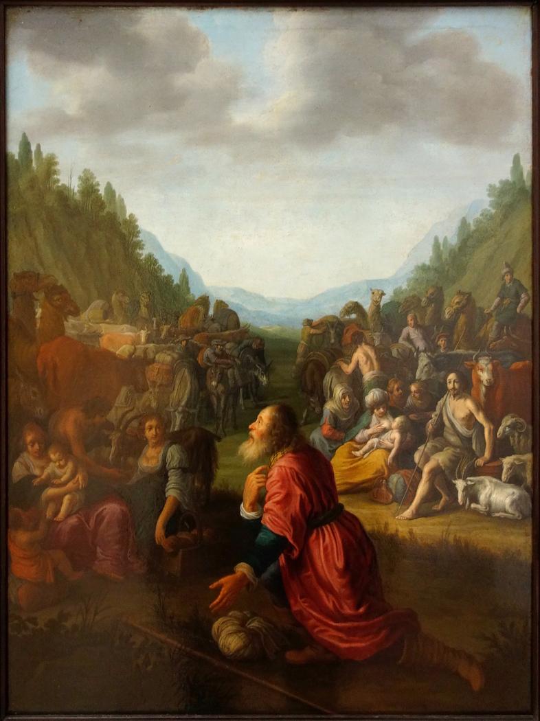 Jacob en prière