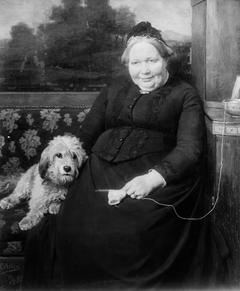 Johanne Achen, née Tryde, the Artist's Mother