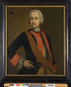 Kapitein Frederik Hendrik van den Steen