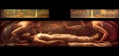 La muerte de Santa Inés