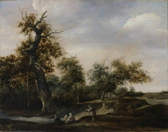 Landscape with a Sandy Road