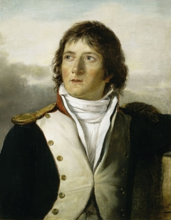 Laurent Gouvion Saint-Cyr, later Marshal and Marquis of Empire