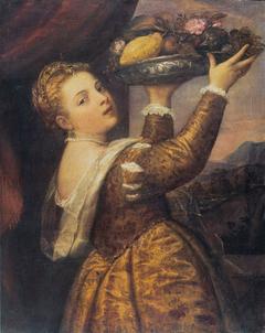 Lavinia (Mädchen mit Fruchtschale) (Nachahmer)