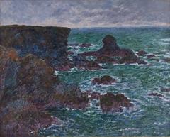 Lion Rock, Rocks at Belle-Île