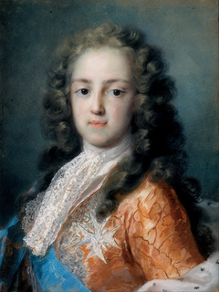 Louis XV of France (1710-1774) as Dauphin