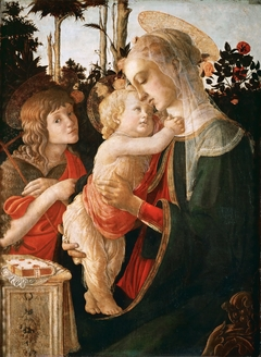 Madonna and Child with the Young St. John the Baptist