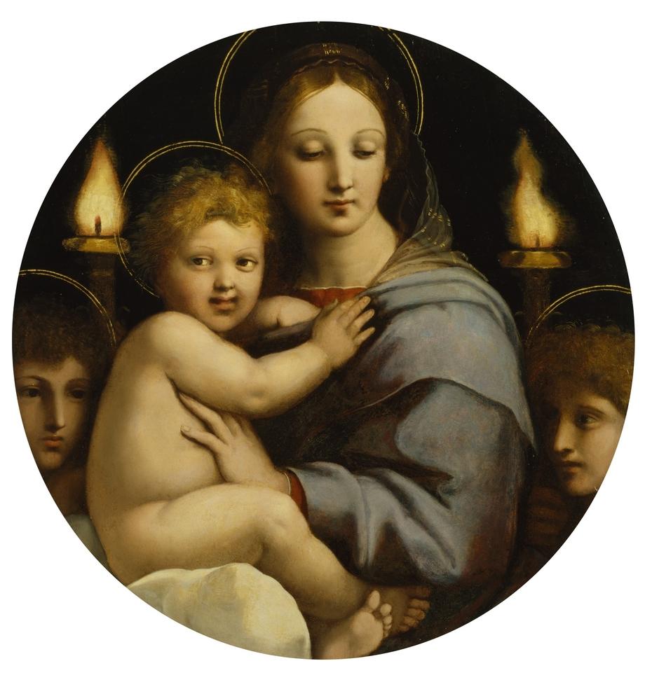 Madonna of the Candelabra