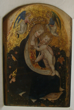 Madonna of the Quail