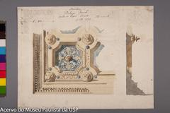 Mantova Palazzo Ducale Paleo In Legno Darato