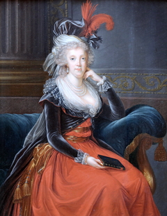 Marie-Caroline-Louise, reine de Naples