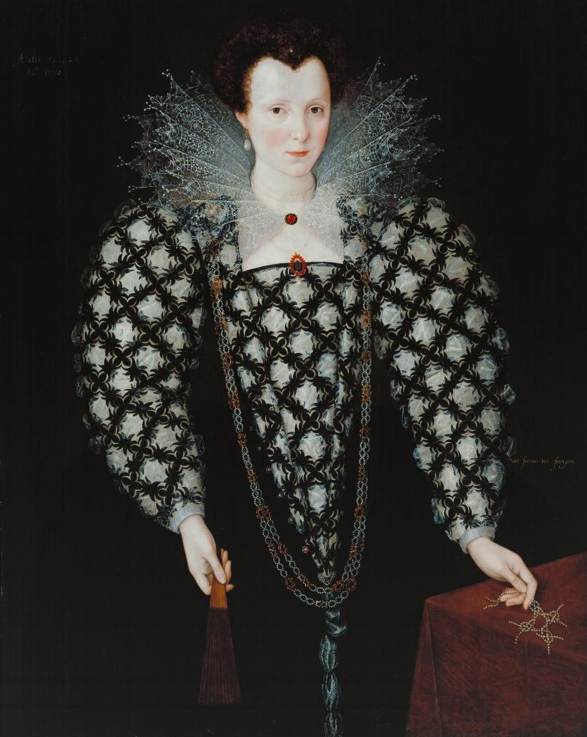 Mary Rogers, Lady Harington
